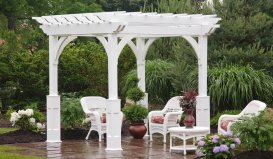 Beautiful Pergolas for your backyard