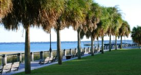 Walk the Charleston Battery